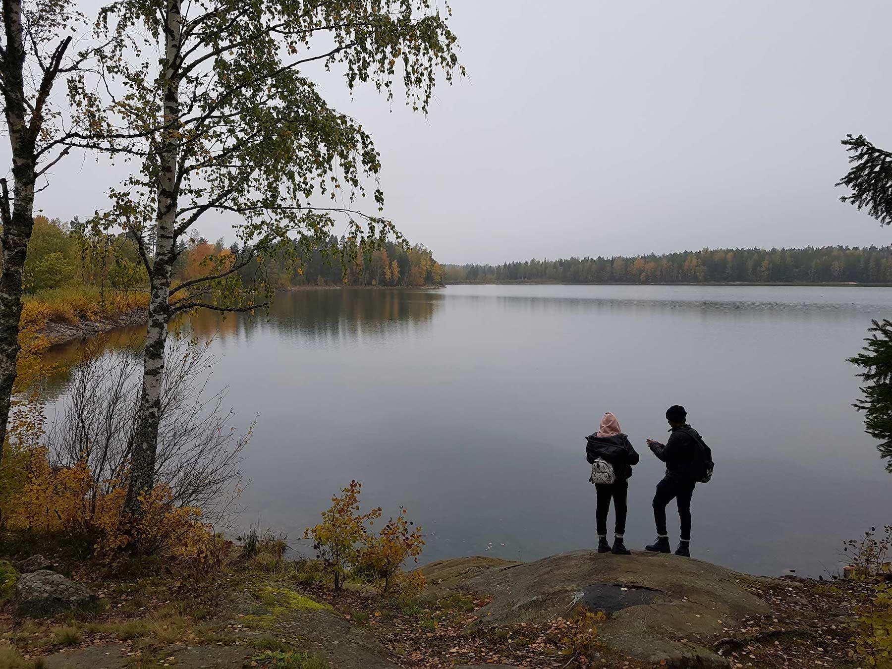 Kuvituskuva artikkelille 'Turku: Lähiluontoa ja kotoutumista maahanmuuttajaperheille'
