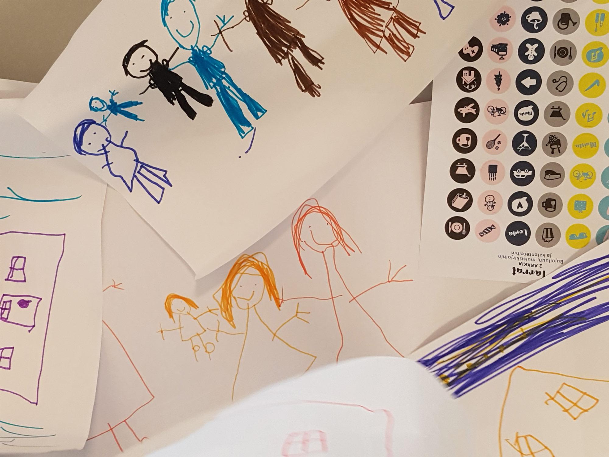 Kuvituskuva artikkelille 'Turku: Kouluyhteistyötä ja arjen suunnittelua maahanmuuttajaperheille'
